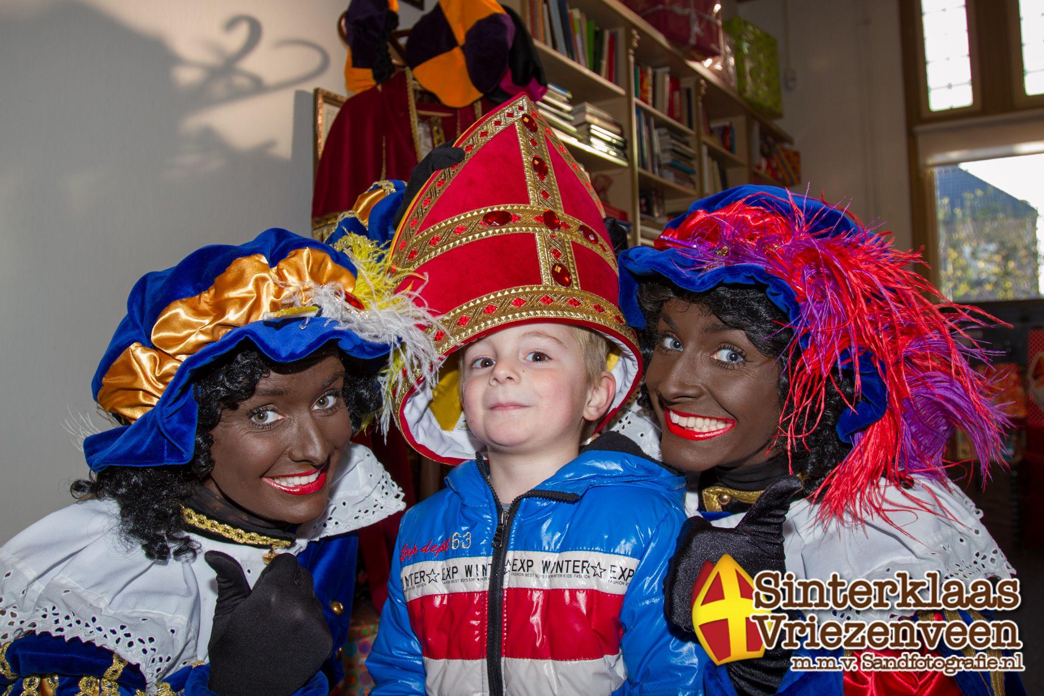 Huis van Sinterklaas 2016 Sand Fotografie