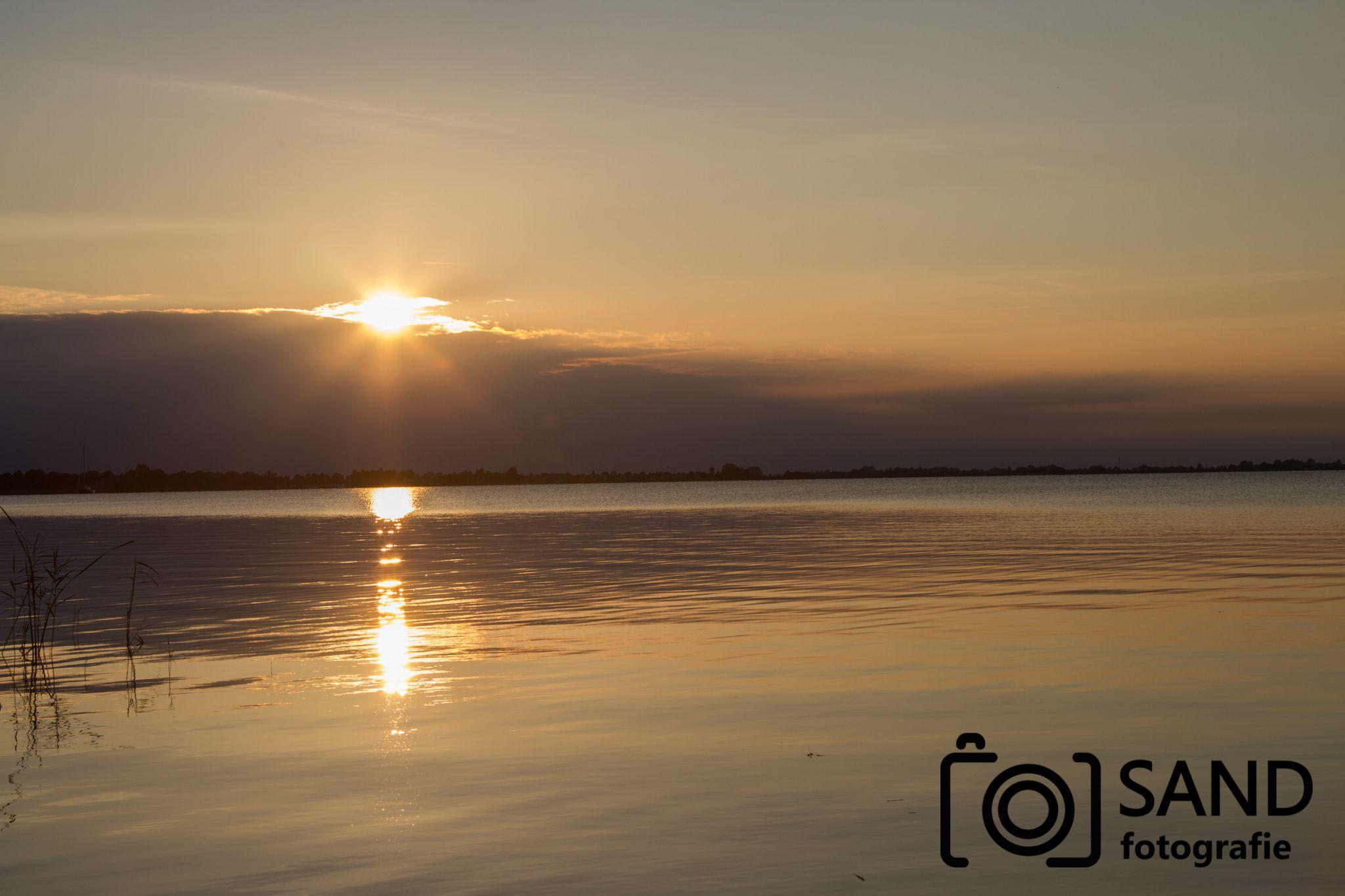 Het Slotermeer Friesland Sand Fotografie