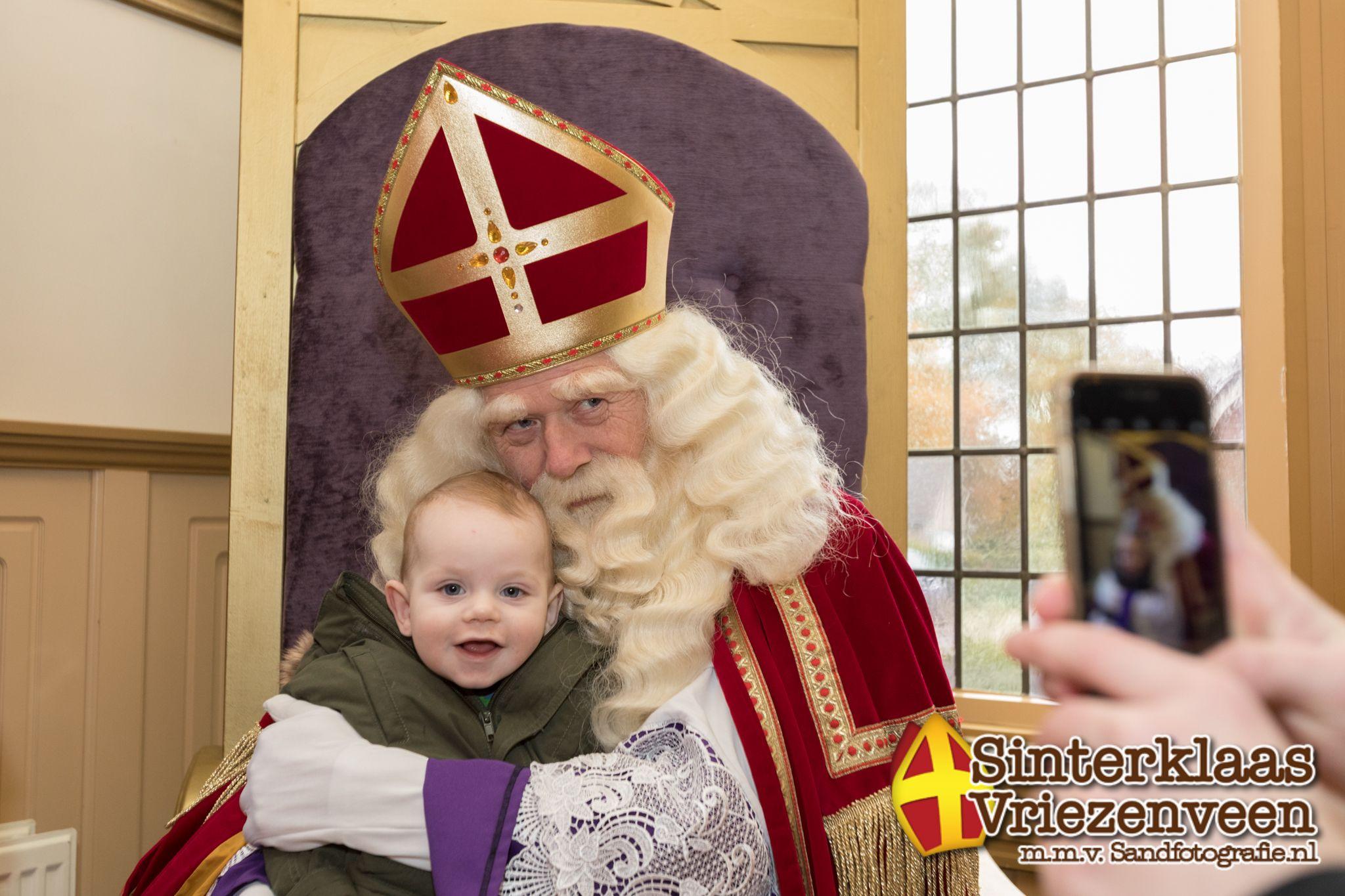 27-11-'18 Huis van Sinterklaas Vriezenveen Sand Fotografie