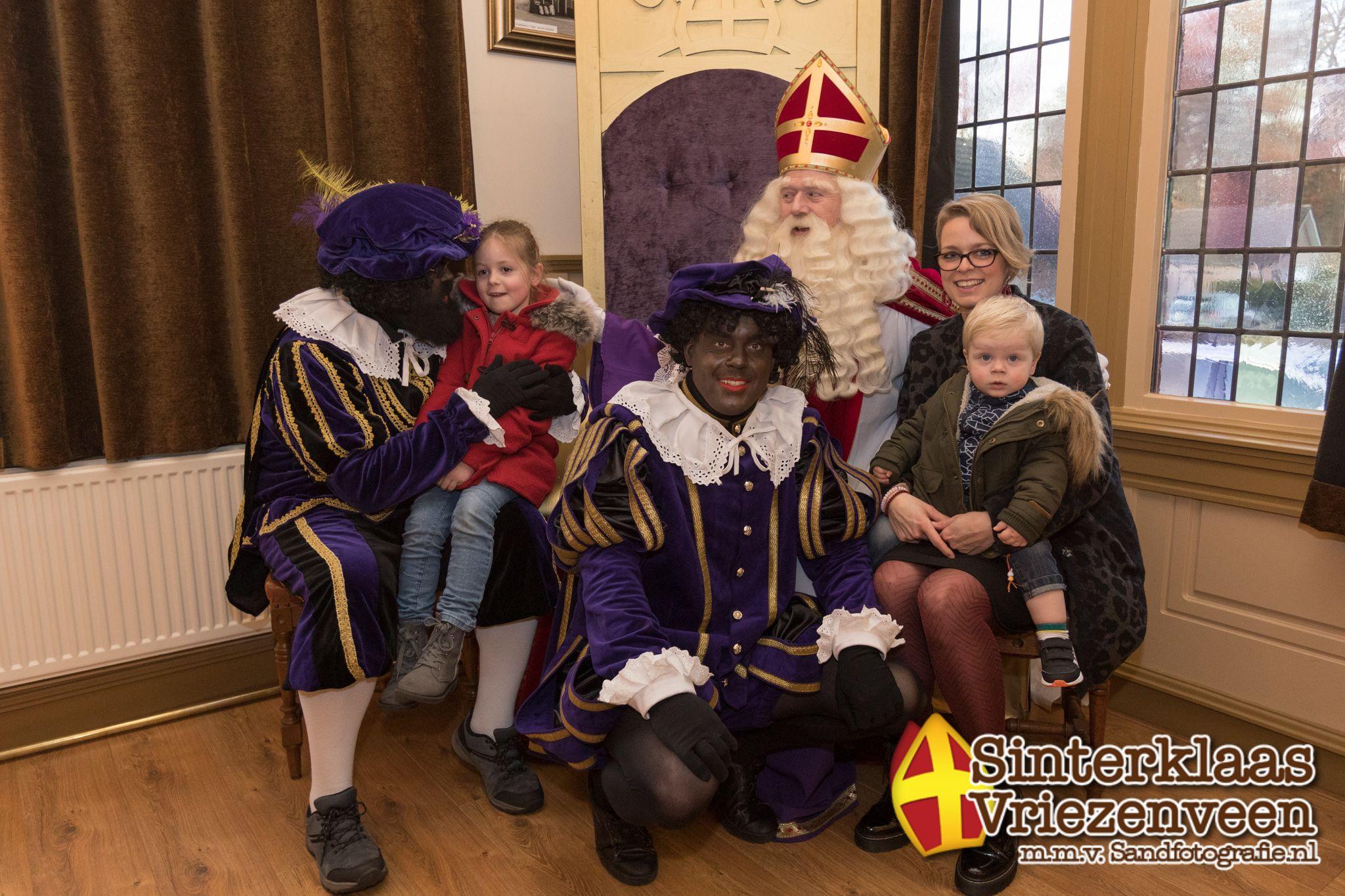 30-11-'18 Huis van Sinterklaas Vriezenveen Sand Fotografie